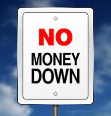 no money down business